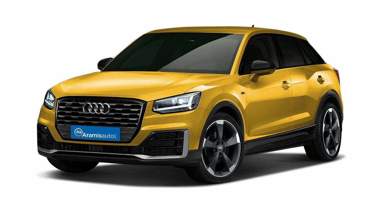 AUDI Q2<br />Sport+GPS+LED Offre Spéciale