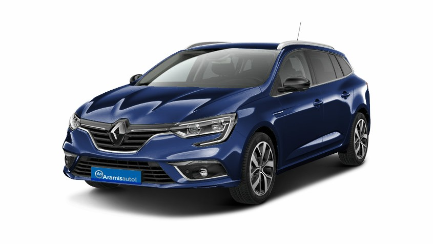 RENAULT MéGANE 4 ESTATE<br />Intens+GT-Line
