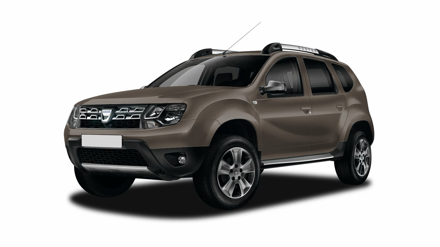DACIA DUSTER<br />Black Touch