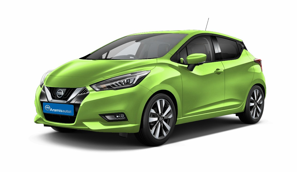 Acheter Nissan Micra Nouvelle N-Connecta N-Connecta chez un mandataire auto