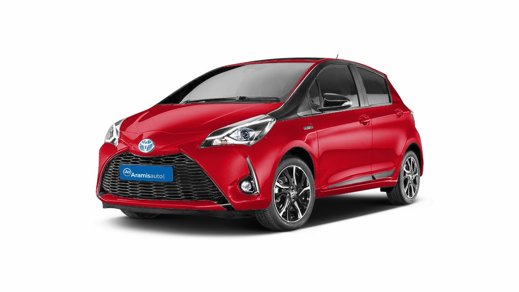toyota yaris 3 nouvelle citadine 5 portes hybride 100h bo te automatique ou robotis e. Black Bedroom Furniture Sets. Home Design Ideas