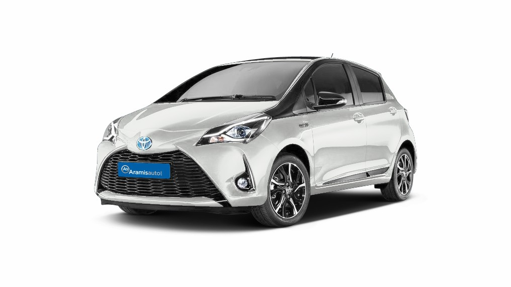 TOYOTA YARIS 3<br />Dynamic