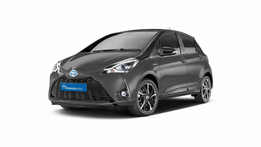 toyota yaris 3 nouvelle citadine 5 portes hybride. Black Bedroom Furniture Sets. Home Design Ideas