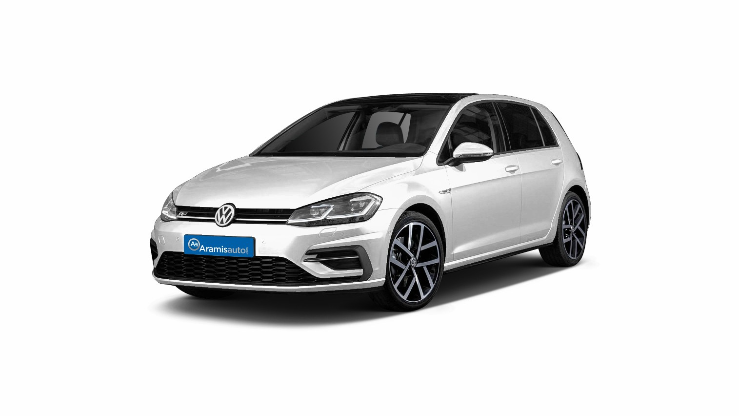 VOLKSWAGEN GOLF<br />Confortline+LED+GPS