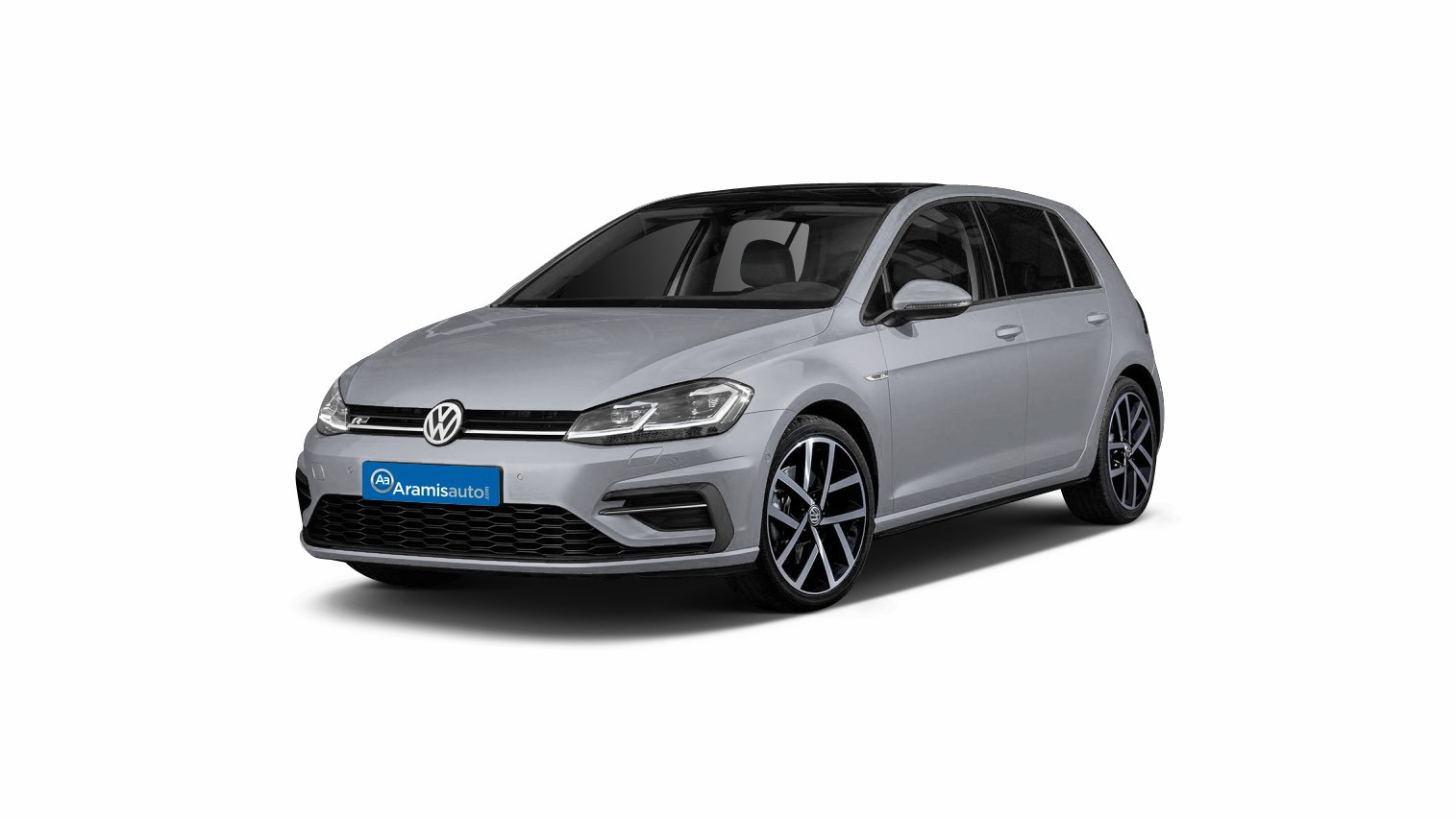 VOLKSWAGEN GOLF<br />Confortline+LED