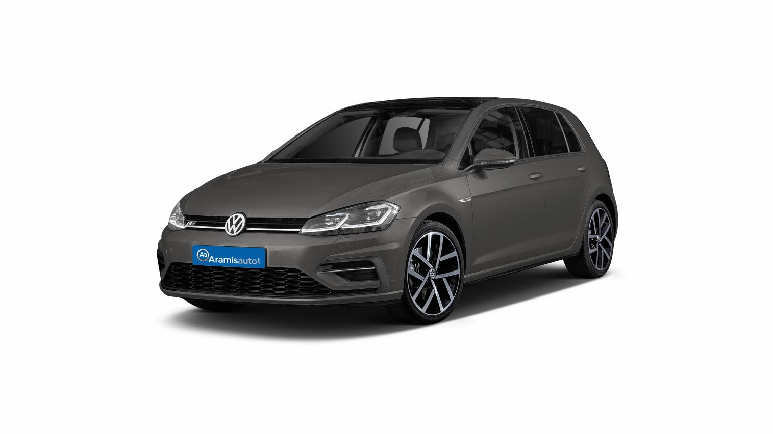 VOLKSWAGEN GOLF<br />Carat+LED+Pano