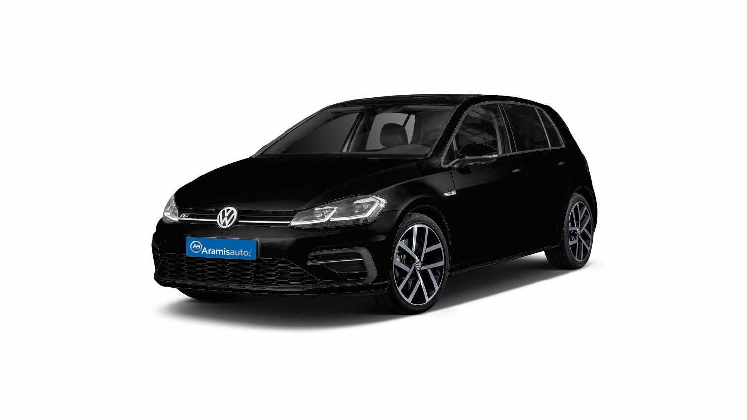 VOLKSWAGEN GOLF<br />Confortline+GPS+LED