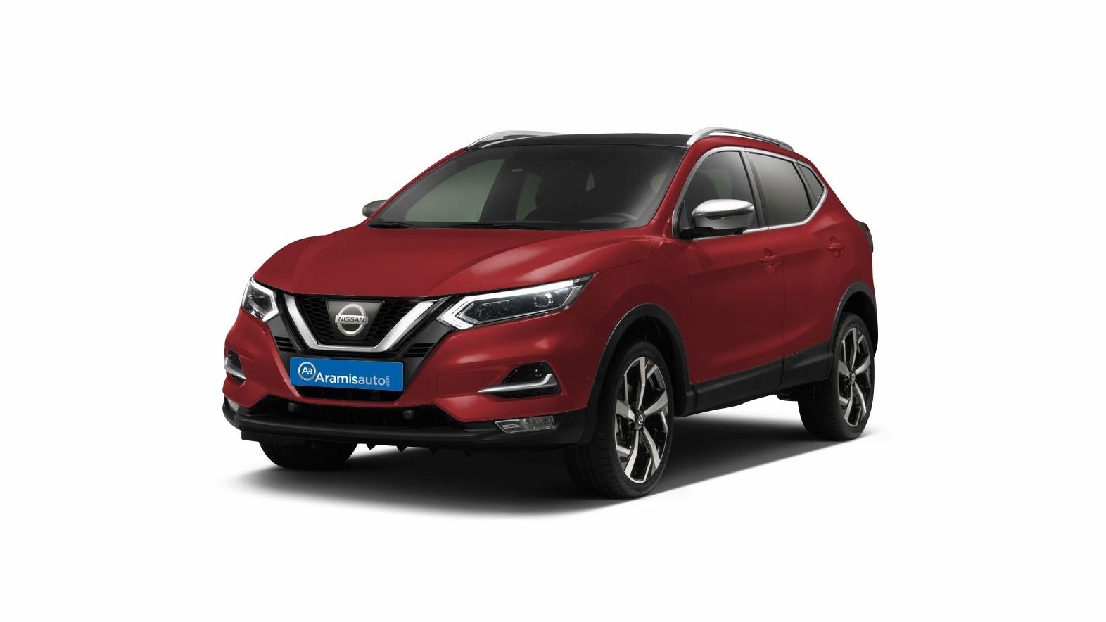 Acheter Nissan Qashqai Nouveau N-Connecta N-Connecta chez un mandataire auto