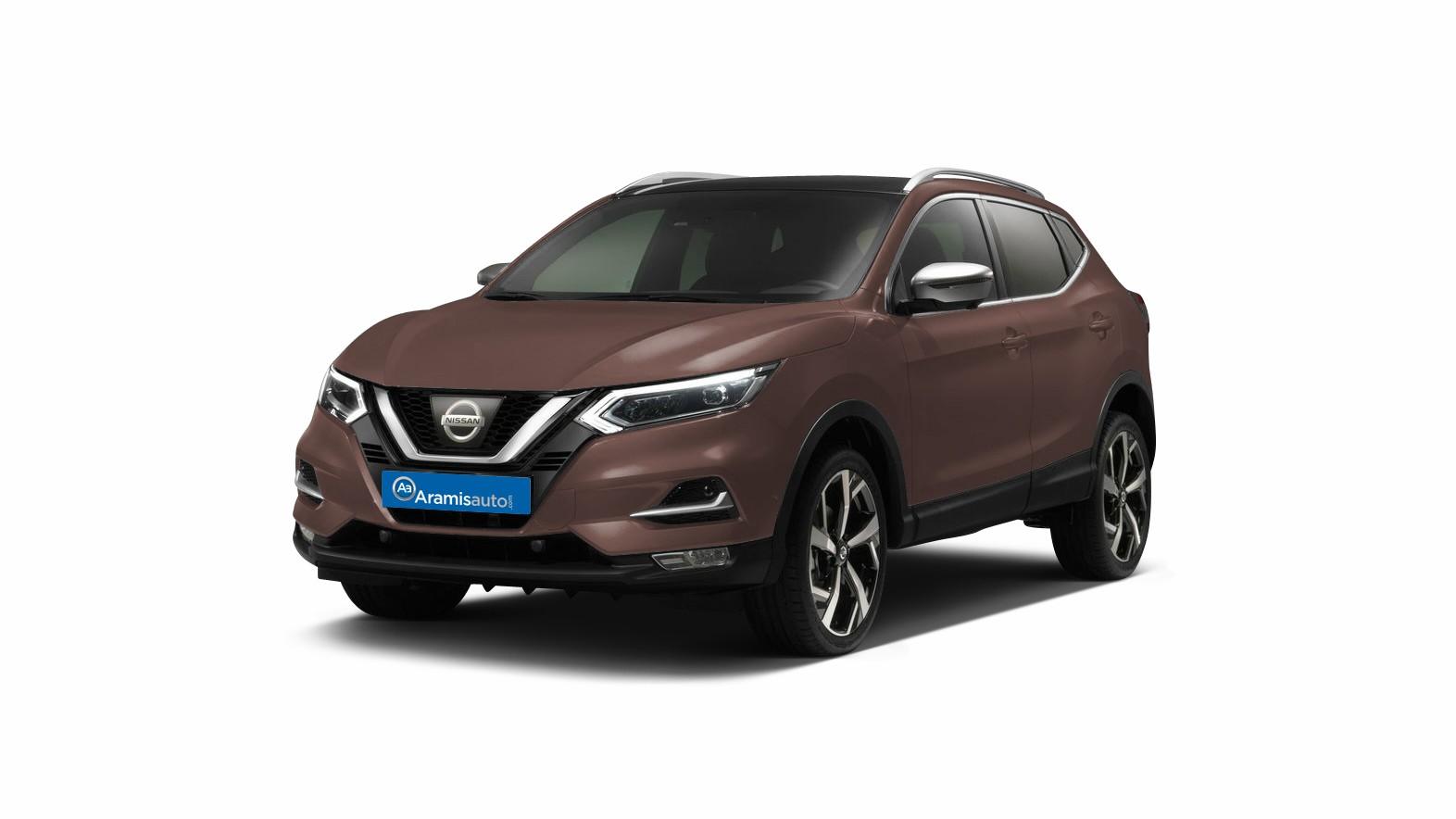 Acheter Nissan Qashqai Nouveau Acenta+GPS Acenta+GPS chez un mandataire auto