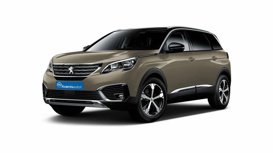 Acheter Peugeot 5008 Nouveau Allure+Grip Control Allure+Grip Control chez un mandataire auto