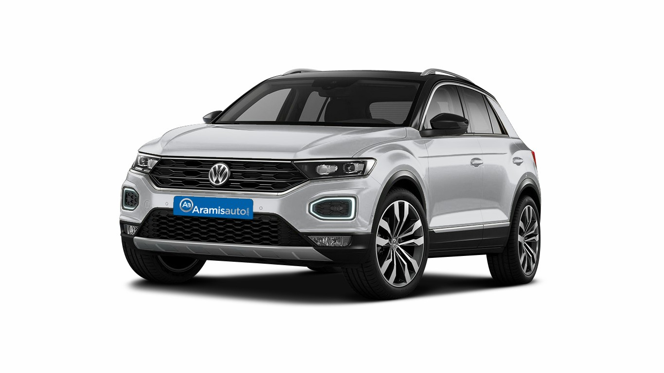 volkswagen t roc 4x2 et suv 5 portes essence 1 0 tsi 115 bo te manuelle finition. Black Bedroom Furniture Sets. Home Design Ideas
