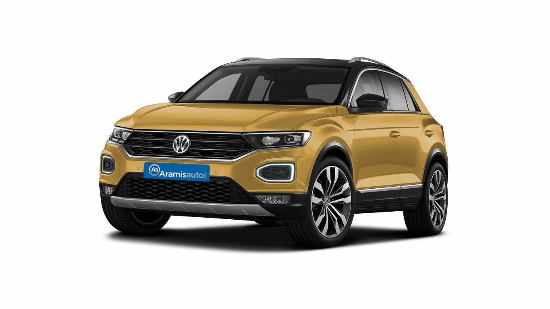 Acheter Volkswagen T-Roc Lounge+GPS+LED Lounge+GPS+LED chez un mandataire auto