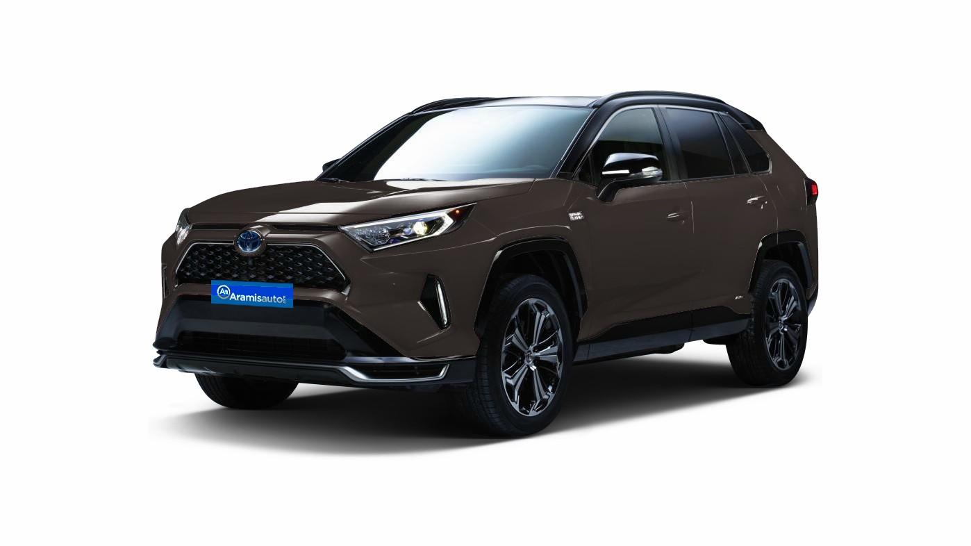 Acheter Toyota RAV 4 Nouveau Dynamic Edition Dynamic Edition chez un mandataire auto