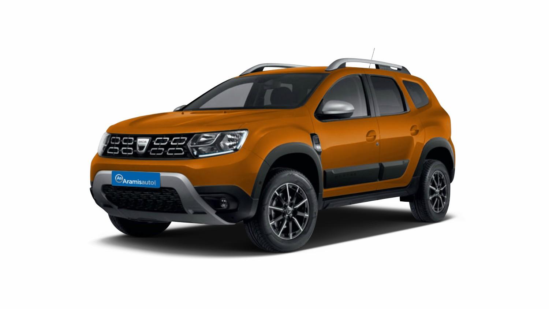 Dacia Duster Nouveau