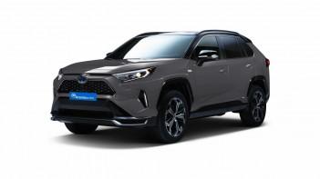 Toyota RAV 4 Nouveau
