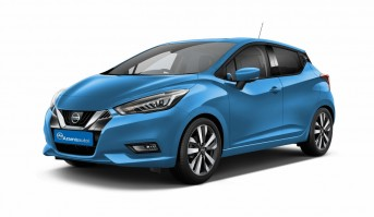 Nissan Micra Nouvelle