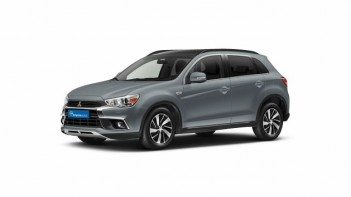 Mitsubishi ASX Nouveau