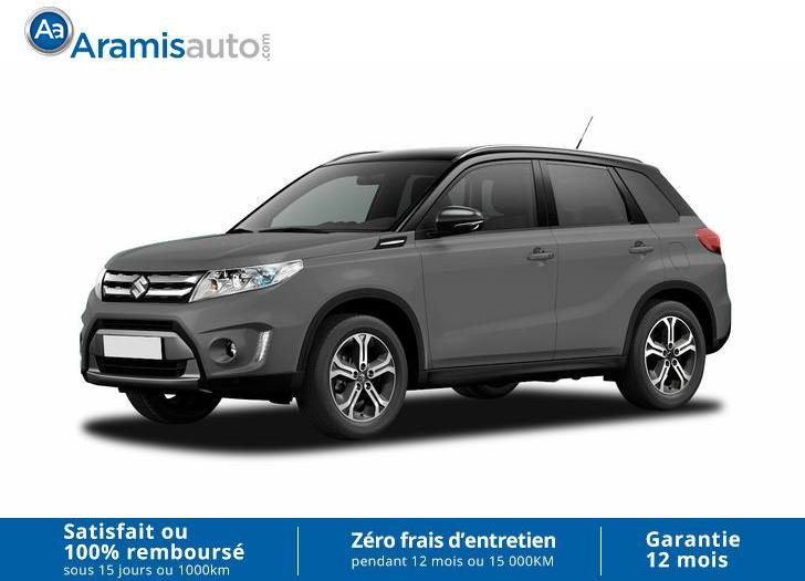 voiture suzuki vitara 1 6 vvt 4x4 privil ge sur quip occasion essence 2016 10 km 19373. Black Bedroom Furniture Sets. Home Design Ideas