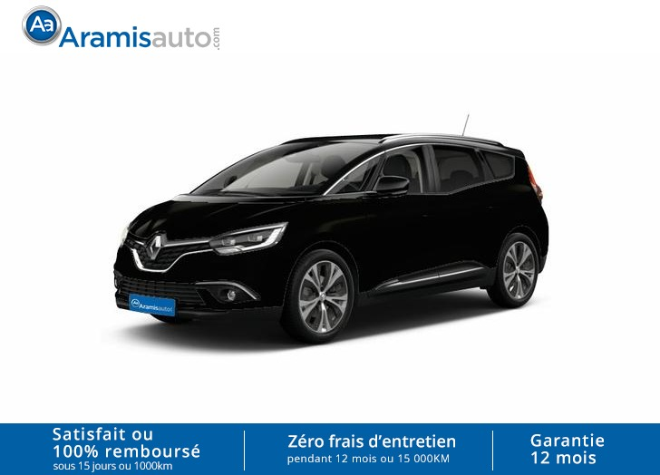voiture renault grand sc nic iii 1 2 tce 130 intens occasion essence 2017 10 km 26858. Black Bedroom Furniture Sets. Home Design Ideas
