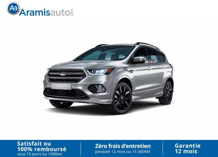 voiture ford kuga 1 5 ecoboost 150 st line sur quip occasion essence 2017 10 km 25990. Black Bedroom Furniture Sets. Home Design Ideas