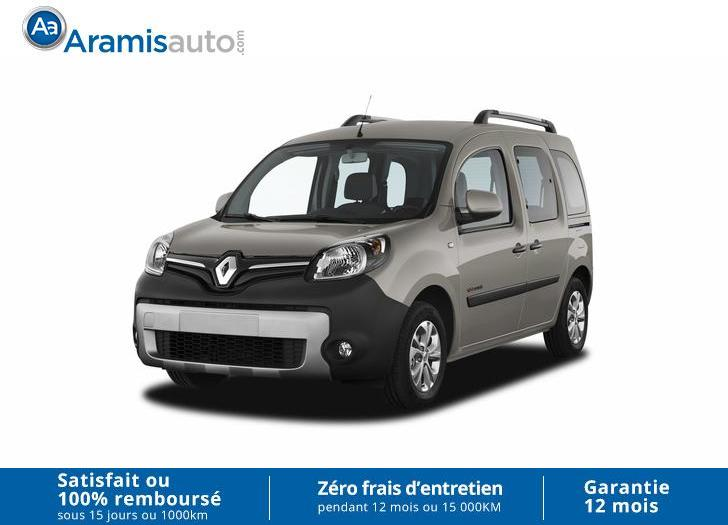 voiture renault kangoo 1 2 tce 115 zen gps occasion essence 2017 10 km 15490 mauguio. Black Bedroom Furniture Sets. Home Design Ideas