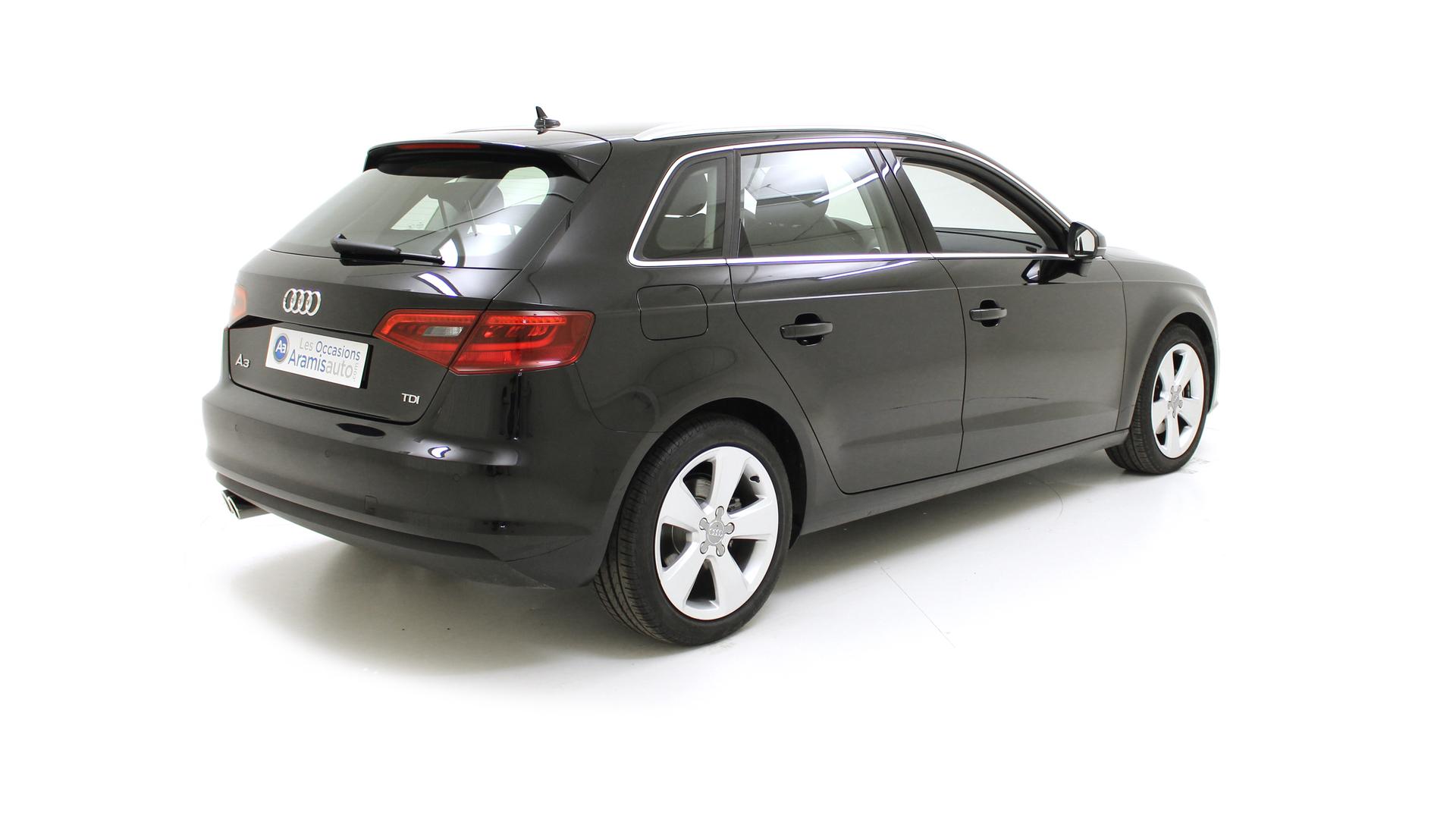 audi a3 sportback berline compacte 5 portes diesel 2 0 tdi 150 bo te manuelle. Black Bedroom Furniture Sets. Home Design Ideas