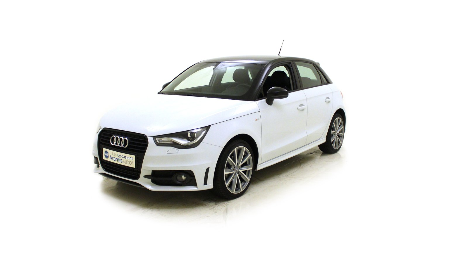 audi a1 sportback urbaine 5 portes diesel 1 6 tdi 90 s tronic bo te automatique ou. Black Bedroom Furniture Sets. Home Design Ideas
