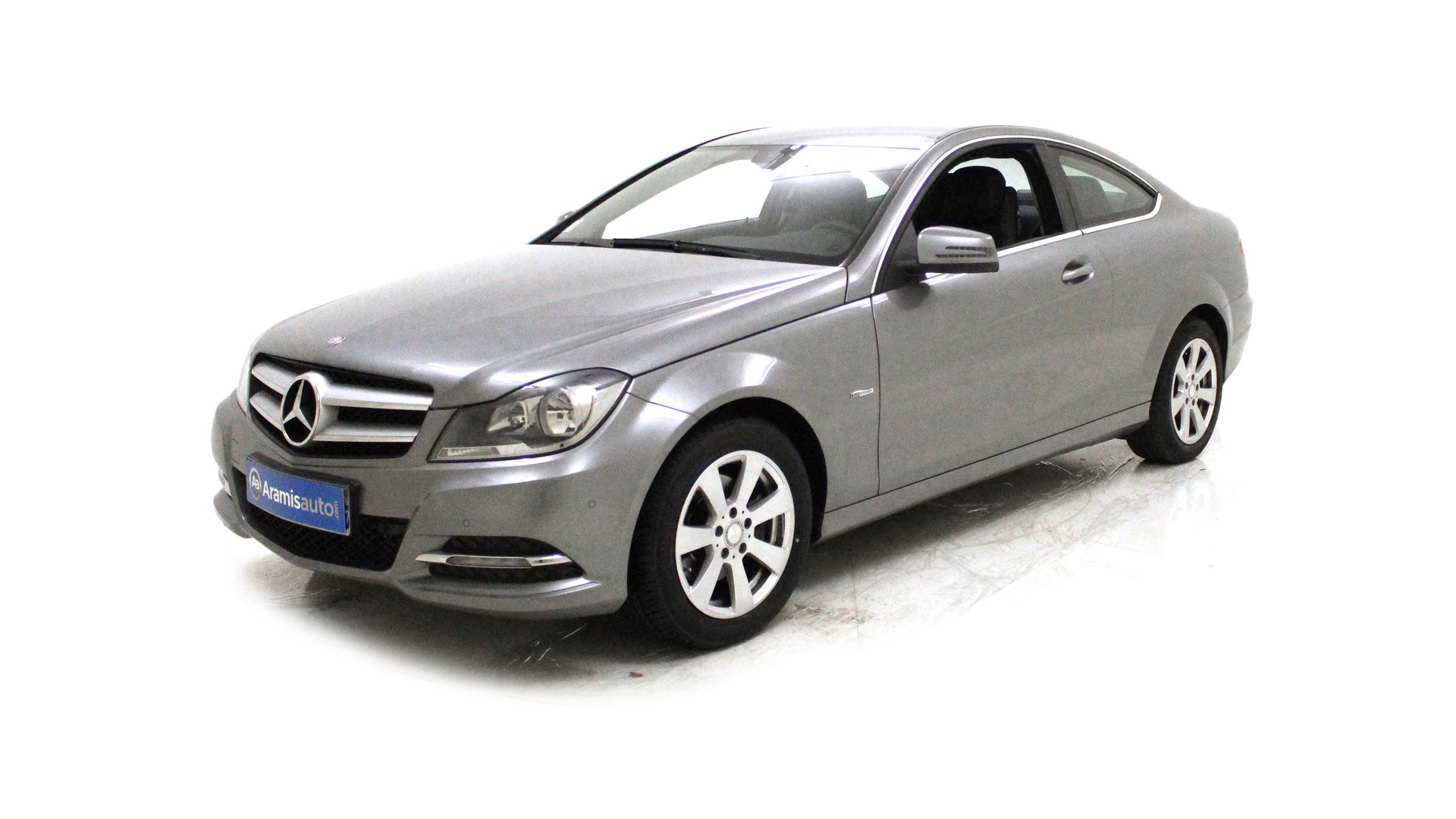 Radar Recul Mercedes Coupe Sport