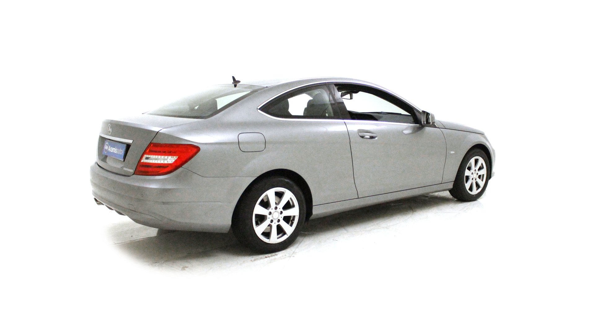 Mercedes classe c coupe sport routi re 2 portes - Mercedes classe c coupe sport occasion ...