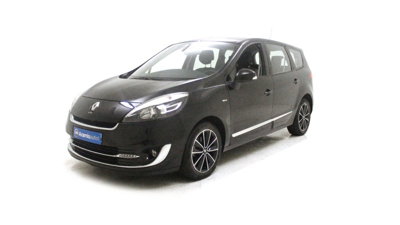 renault grand scenic 3 monospace 5 portes diesel dci 130 eco2 bo te manuelle. Black Bedroom Furniture Sets. Home Design Ideas