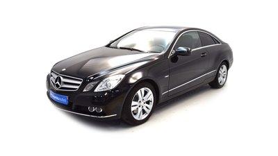 Mercedes Coupe Classe E
