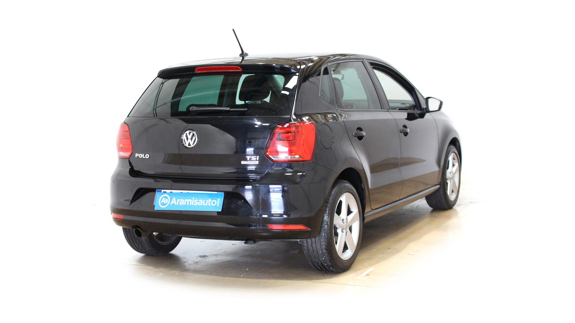 volkswagen polo citadine 5 portes essence 1 2 tsi. Black Bedroom Furniture Sets. Home Design Ideas