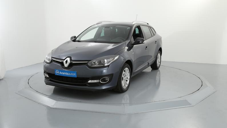 Renault Mégane 3 Estate