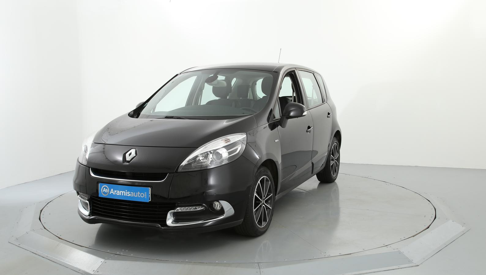 renault scenic 3 monospace 5 portes diesel 1 5 dci. Black Bedroom Furniture Sets. Home Design Ideas