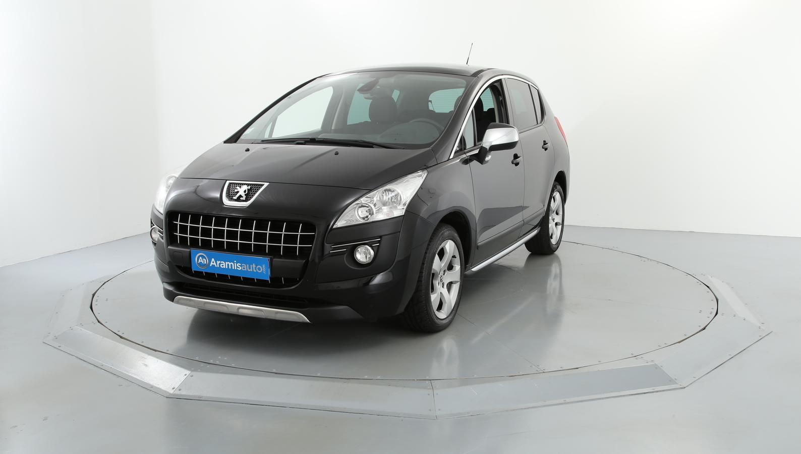 Peugeot 3008 Phase 1