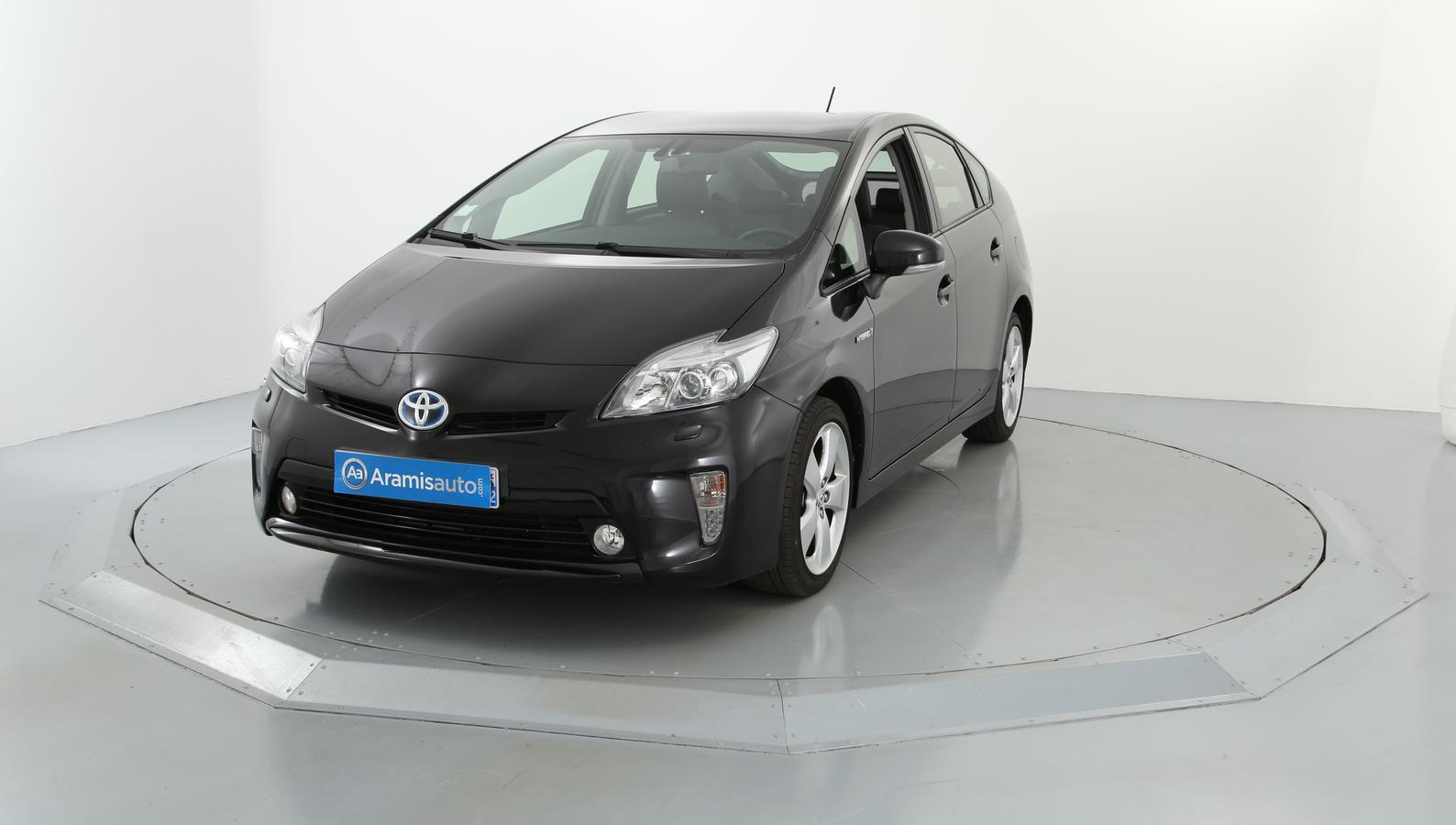 Toyota Prius Nouvelle