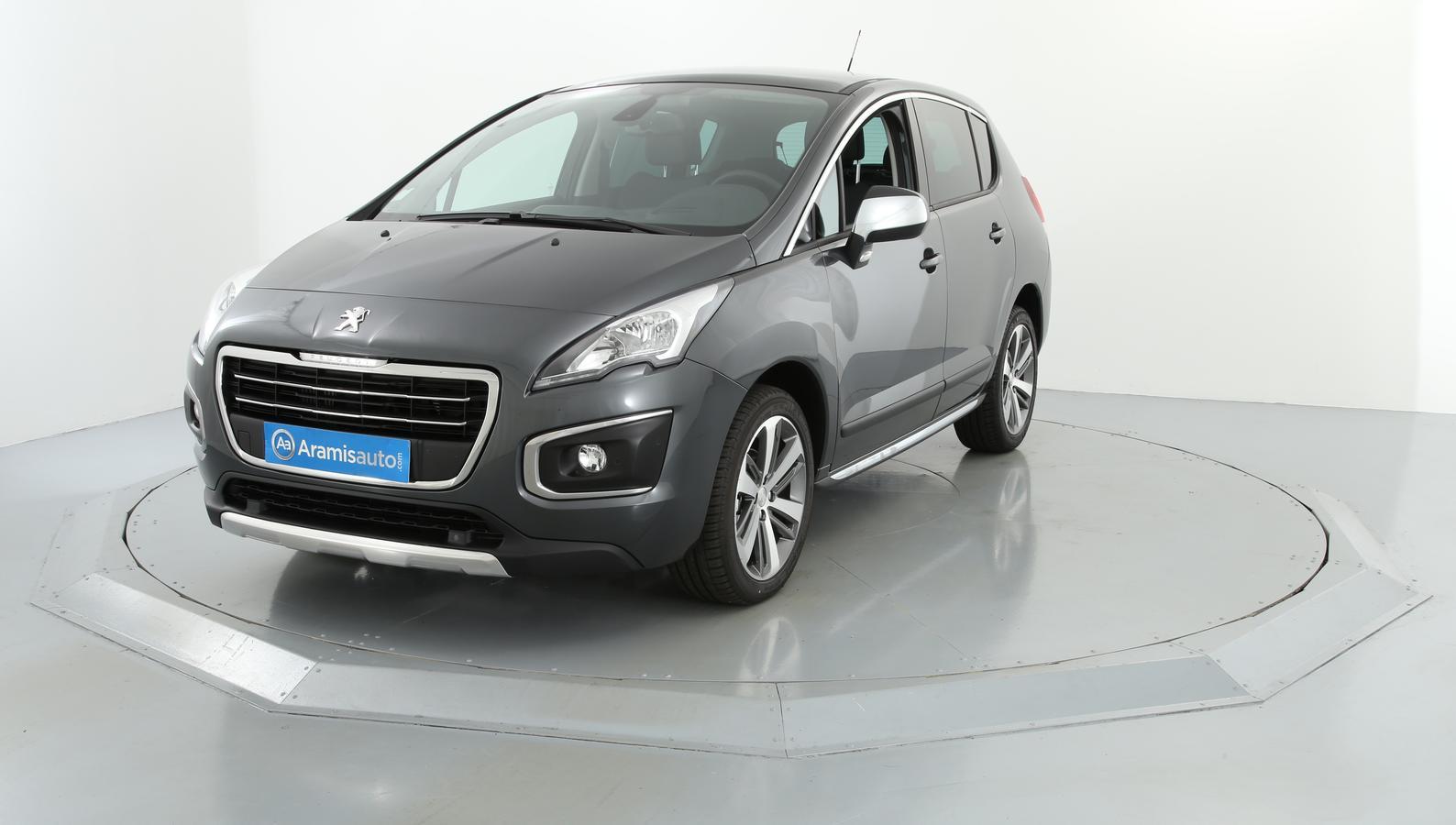 Peugeot 3008 Facelift 2013