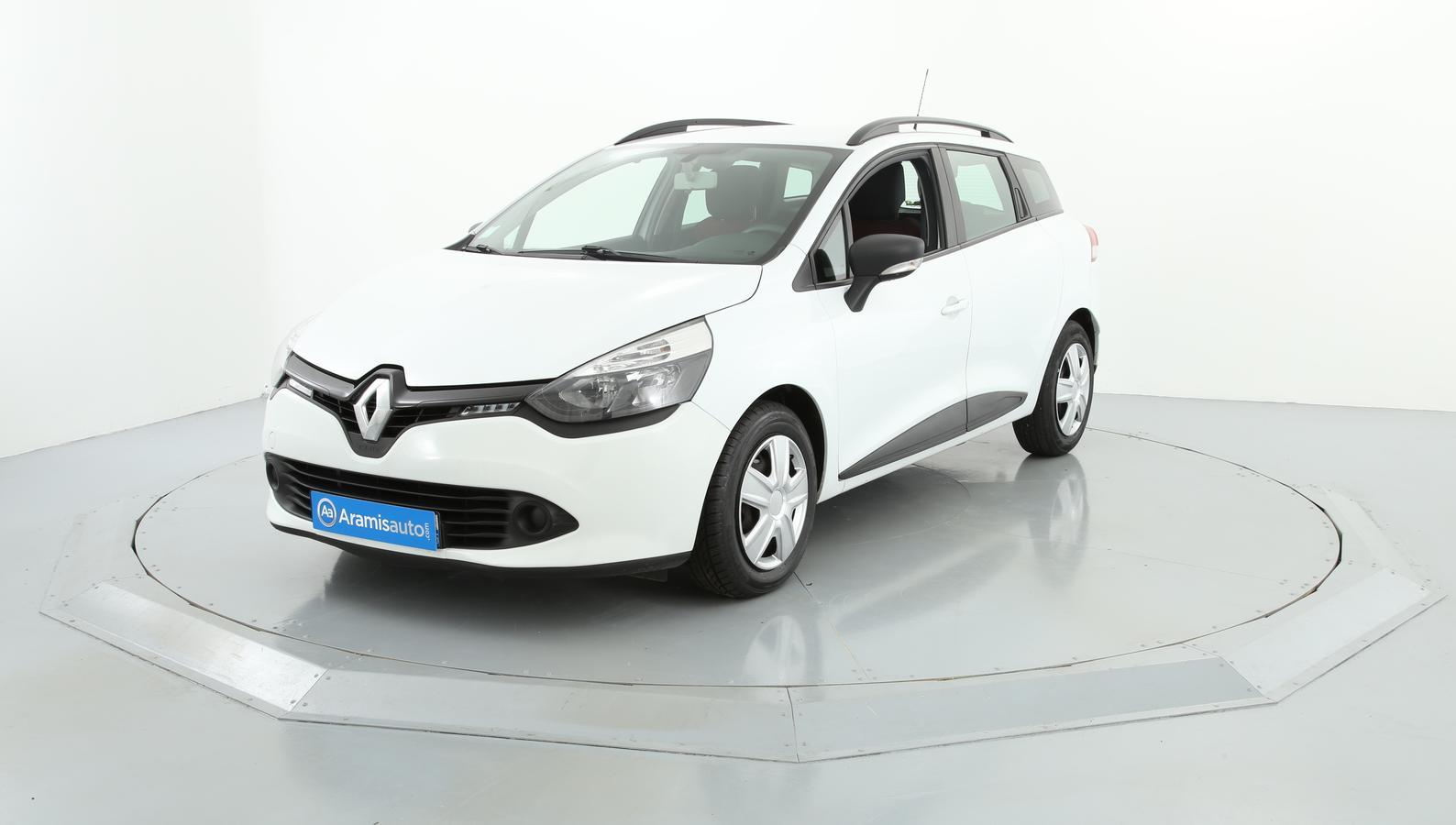Renault Clio 4 Estate
