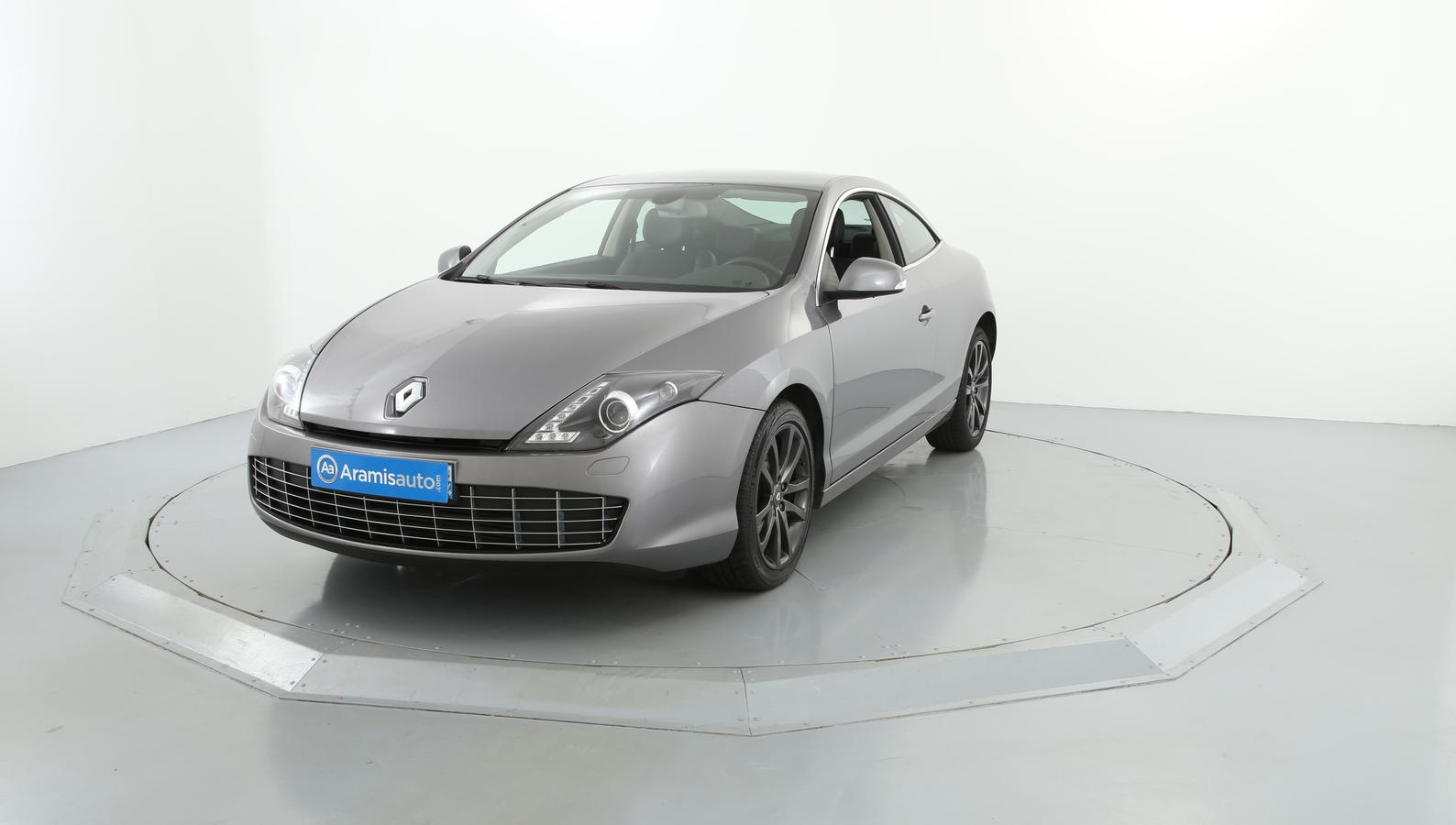 Renault Laguna 3 Coupé