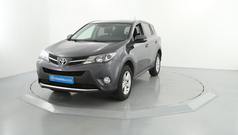 voiture toyota rav 4 124 d 4d 2wd lounge occasion diesel 2013 50130 km 21690 d cines. Black Bedroom Furniture Sets. Home Design Ideas