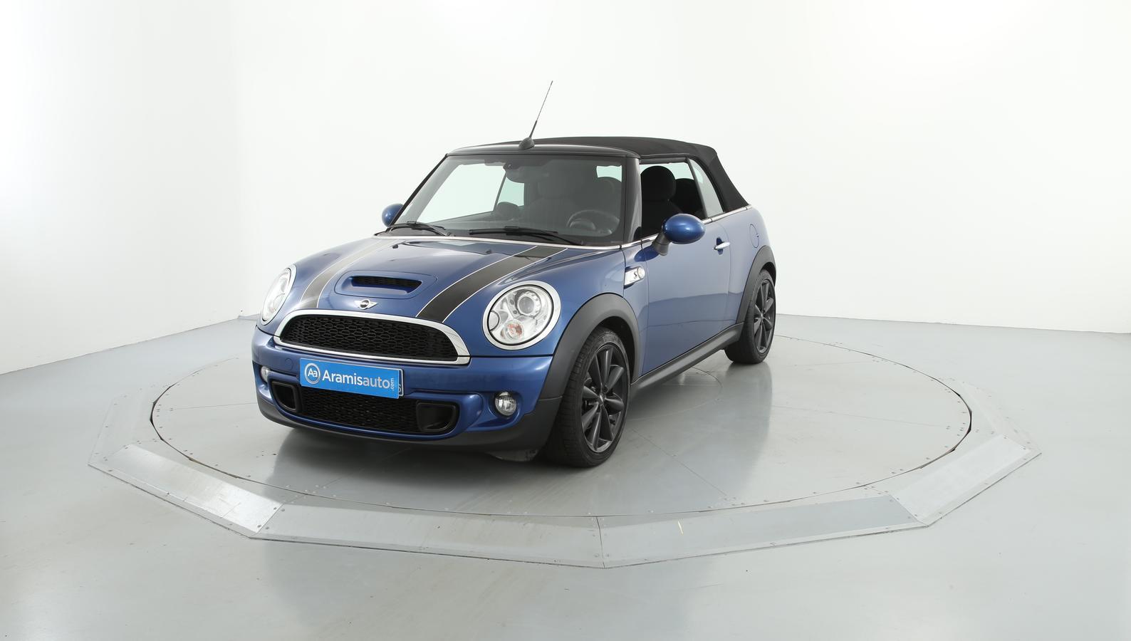 mini mini cabriolet cabriolet 2 portes diesel 143. Black Bedroom Furniture Sets. Home Design Ideas
