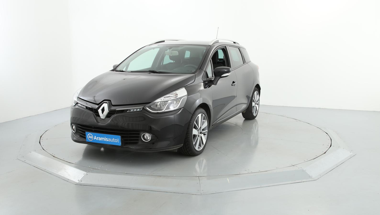 Renault Clio 4 Estate