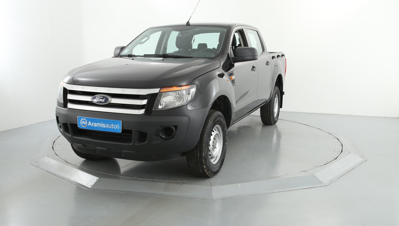 Ford RANGER DOUBLE CABINE