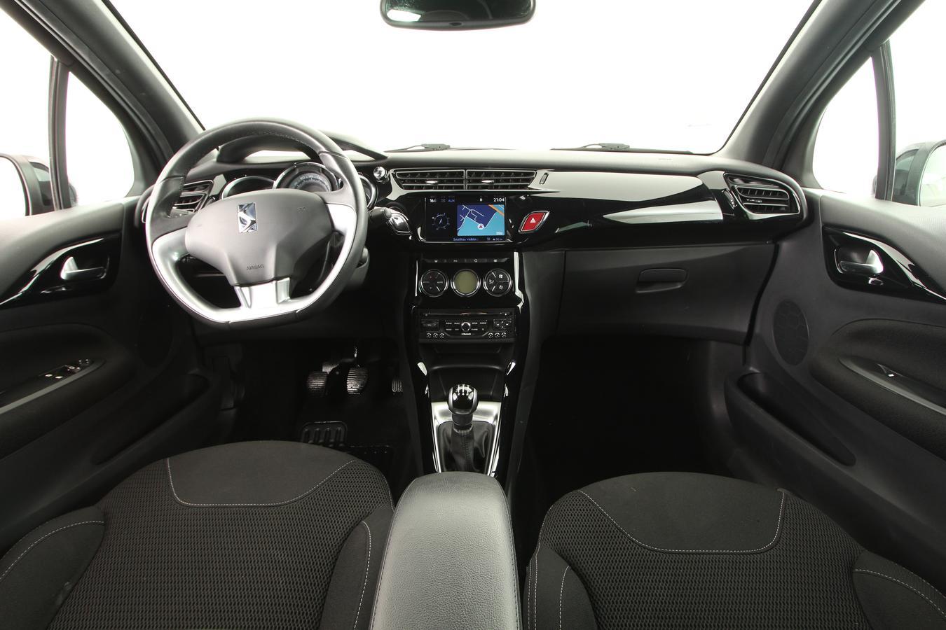 citro n ds3 cabriolet cabriolet 2 portes essence. Black Bedroom Furniture Sets. Home Design Ideas