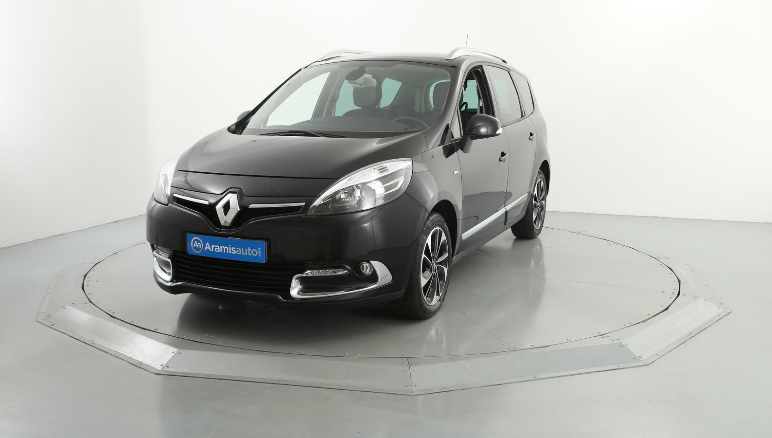 renault grand scenic 3 monospace 5 portes diesel. Black Bedroom Furniture Sets. Home Design Ideas