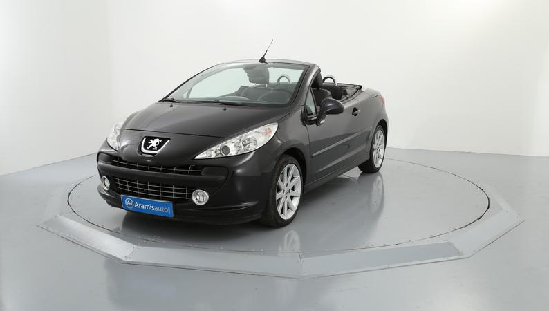 achat peugeot 207 cc neuve et occasion aramisauto. Black Bedroom Furniture Sets. Home Design Ideas