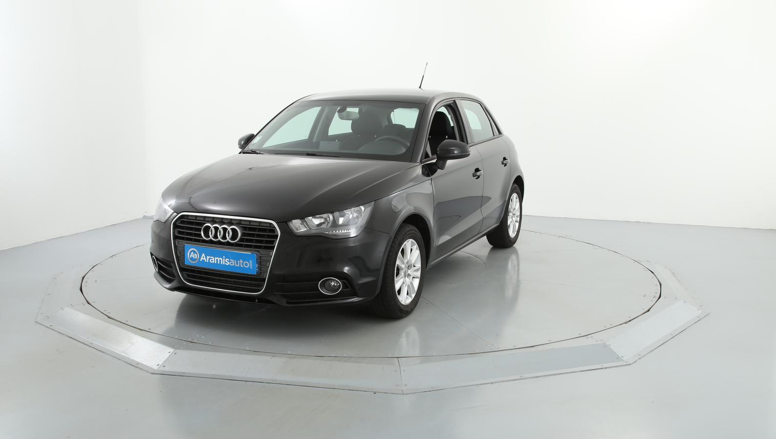 audi a1 sportback citadine 5 portes diesel 1 6 tdi. Black Bedroom Furniture Sets. Home Design Ideas