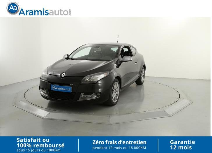voiture renault m gane iii coup dci 130 bose occasion diesel 2012 107931 km 10990. Black Bedroom Furniture Sets. Home Design Ideas
