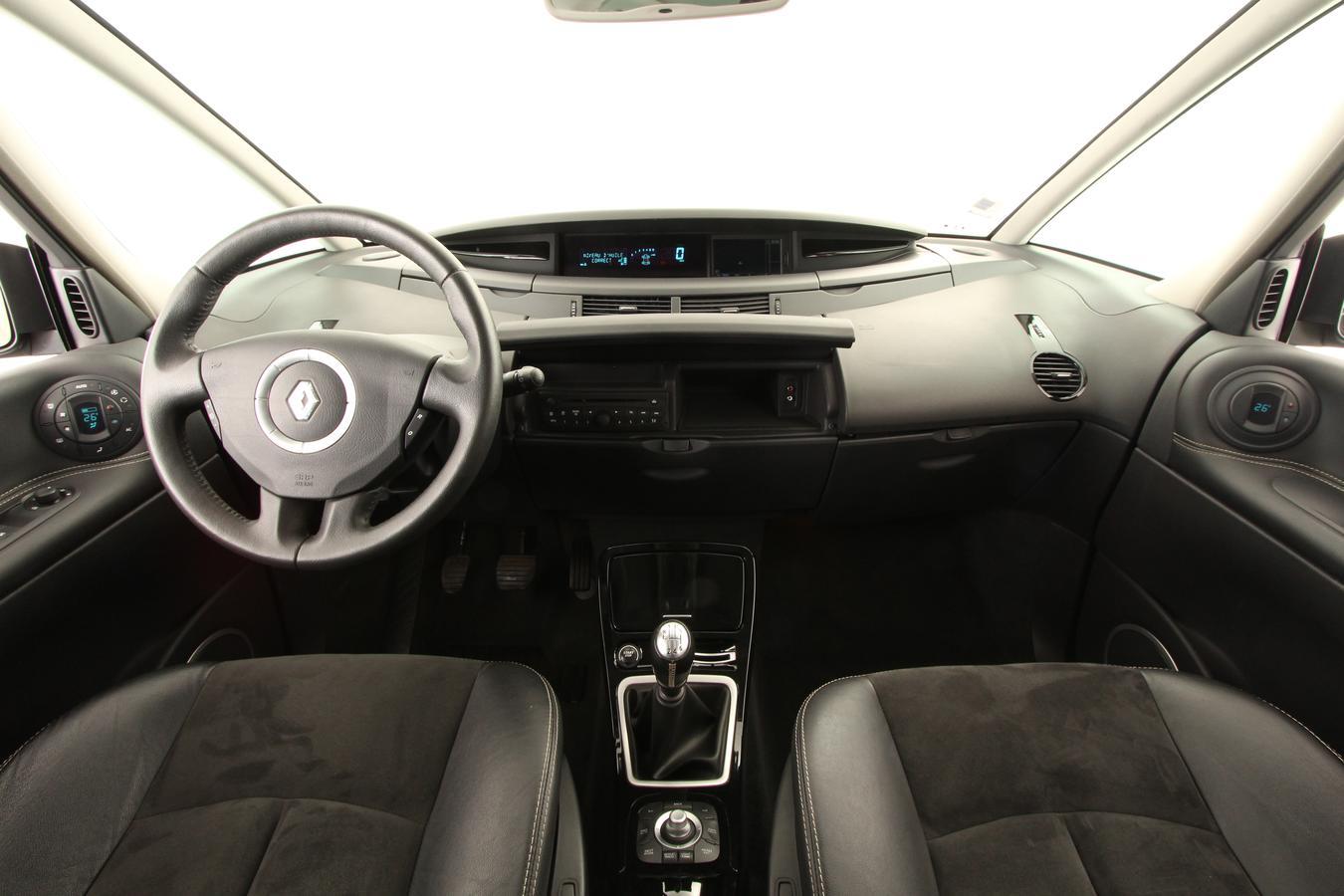 renault grand espace 4 monospace 5 portes diesel 2 0 dci 150 fap bo te manuelle. Black Bedroom Furniture Sets. Home Design Ideas