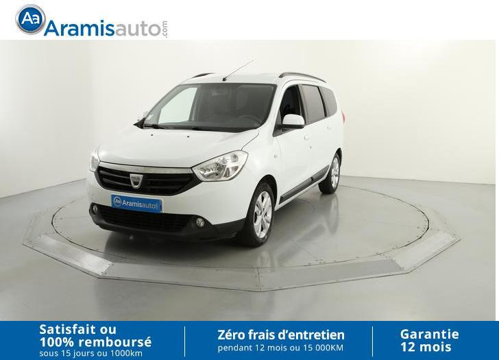 voiture dacia lodgy 1 5 dci 107ch prestige occasion diesel 2012 103769 km 9490. Black Bedroom Furniture Sets. Home Design Ideas